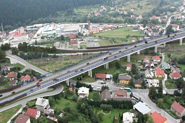 Diaľnica D3 Čadca, Bukov - Svrčinovec výrazne zlepší dopravnú situáciu.