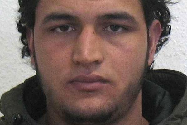 Tunisan Anis Amri.