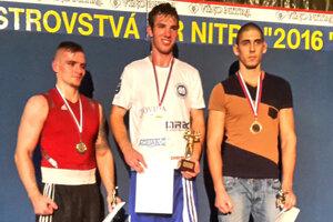 Michal Šurin (vľavo).