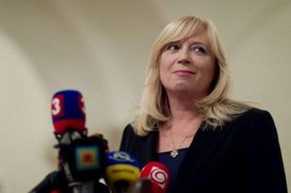 Premiérka je poverená riadením Ministerstva obrany, po tom, ako z tejto funkcie bol uvoľnený Ľubomír Galko.