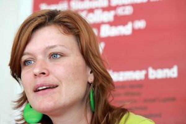 Výkonná riaditeľka Aliancie Fair-play Zuzana Wienk.