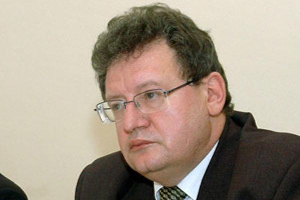 Ladislav Orosz na archívnej snímke z roku 2007.