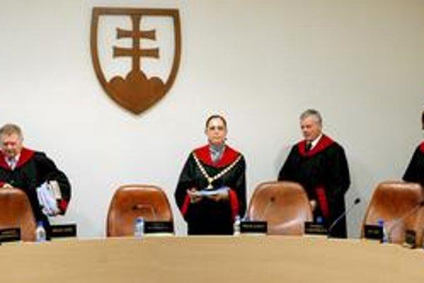 Ústavný súd podržal kolegov.