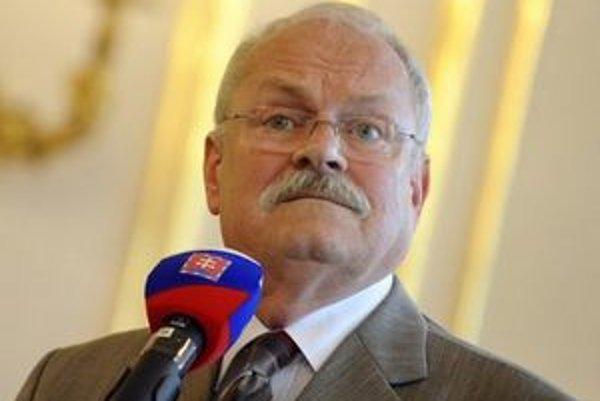 Gašparovič voči novele Trestného poriadku výhrady nemal.
