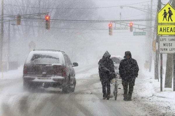 Mrazivé počasie si už v USA vyžiadalo štyri obete na životoch.