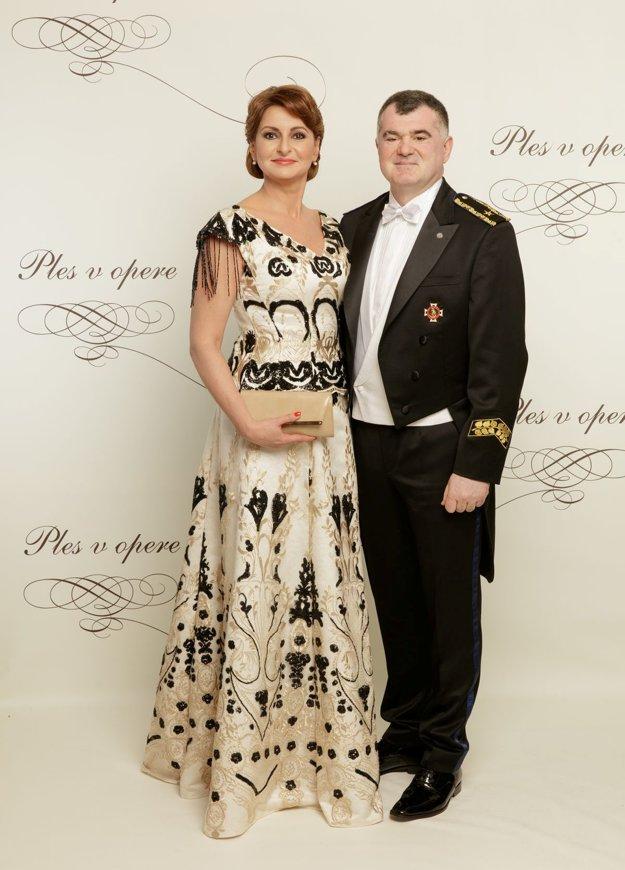 Danica Kleinová a Alexander Nejedlý.