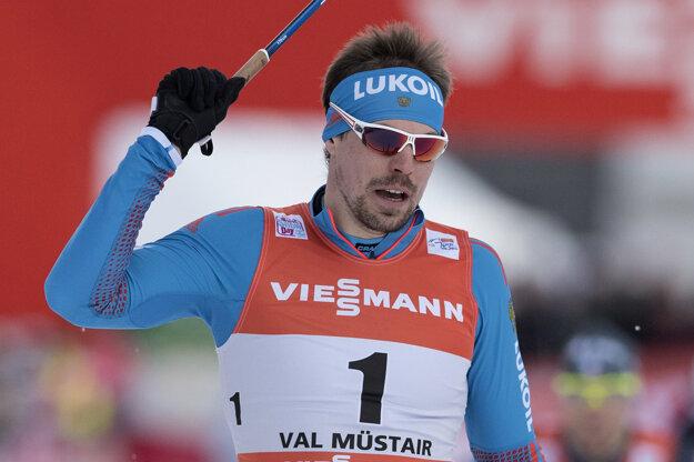 Sergej Usťugov vytvoril aj rekord podujatia, keď vyhral prvých päť etáp.