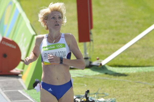 Lucia Hrivnák Klocová si želá najmä to, aby sa jej vyhýbali zranenia.