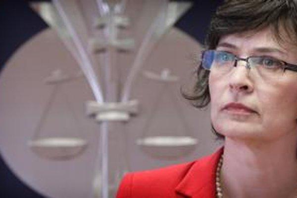 Lucia Žitňanská zatriasla súdmi, odvolala päť predsedov krajských súdov a deväť okresných.