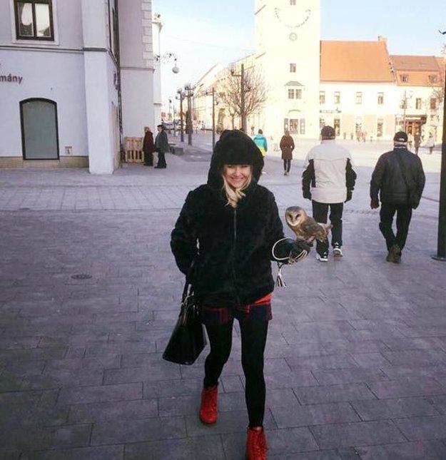 Zuzana Haasová.