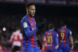 Neymar skóroval po dlhšej odmlke.