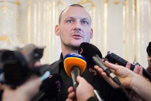 Exšéf vyšetrovacieho tímu kauzy Gorila Marek Gajdoš.