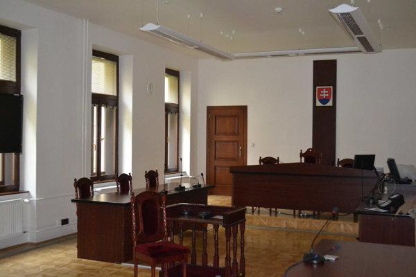 Krajský súd v Prešove. Svoj vznik datuje k 1. januáru 1997.