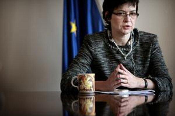 Krajská šéfka SDKÚ v Bratislave hovorí, že lepšieho kanadidáta na primátora nemali.