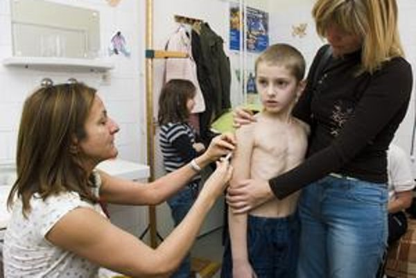 Chorejú skôr menšie deti.