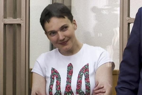 Naďa Savčenková