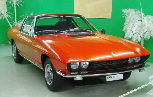 Monteverdi 2000GTI