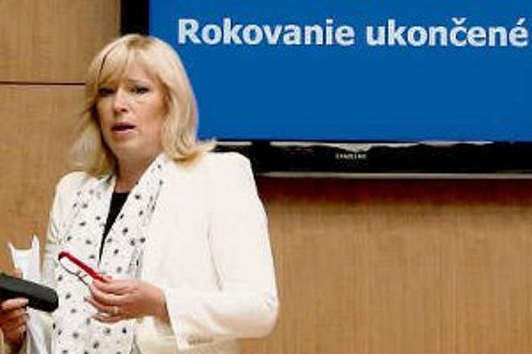Vláda Ivety Radičovej sa nezíde, ministri si majú pracovný program urobiť sami.
