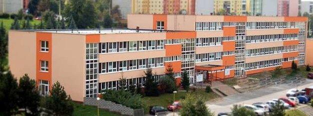 Základná škola v Prešove.