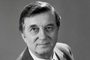 Národný umelec Július Pántik.