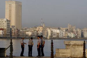 Kuba podpísala dohodu o policajnej spolupráci so Spojenými štátmi