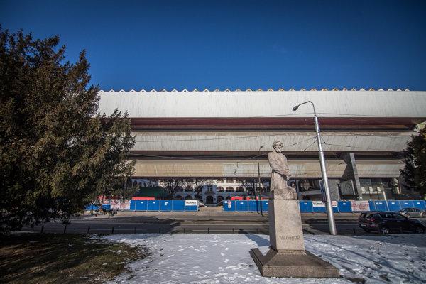 Rekonštrukcia bratislavského sídla Slovenskej národnej galérie.