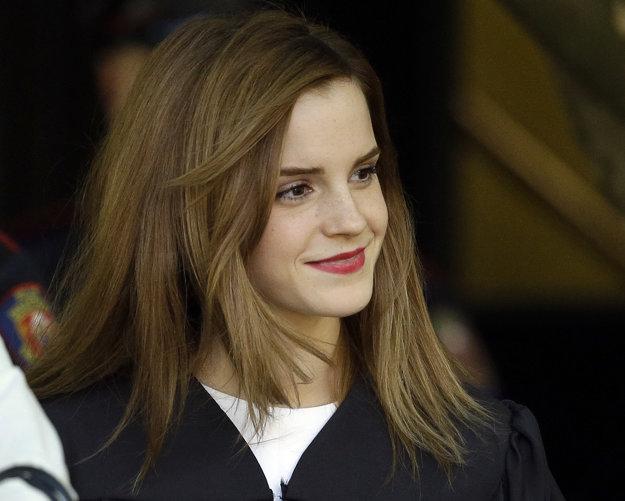 Z Hermiony vyrástla na veľvyslankyňu dobrej vôle OSN. Má 26 rokov.