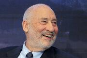Nositeľ Nobelovej ceny za ekonómiu Joseph Stiglitz.