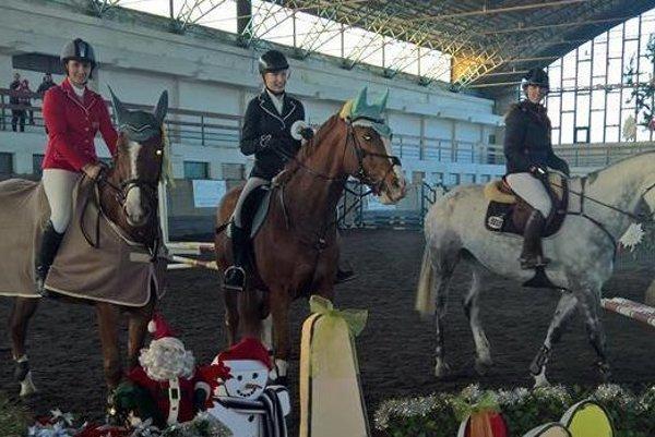 Fantastická Lucia Kosková (vľavo).