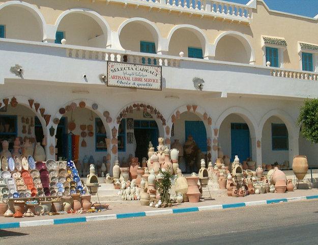 Hrnčiarstvo a keramika majú na Djerbe dlhú históriu.