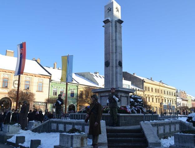 Prešlo 72 rokov od oslobodenia Prešova.