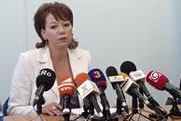 Silvia Horváthová.