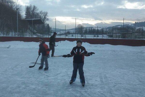 Korčuľovať sa môžete každý deň až do 22:00 hod.