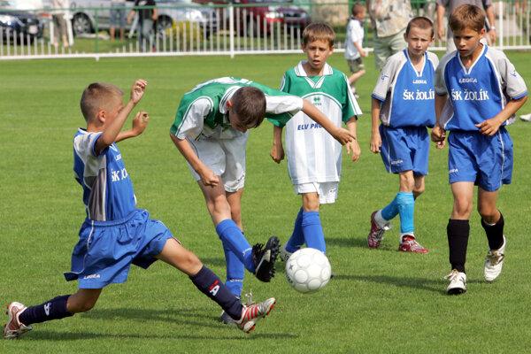 Športovcov Prievidza podporuje financovaním športovísk.