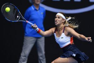 Slovenská tenistka Dominika Cibulková v tomto roku vynechá fedcupové stretnutia.