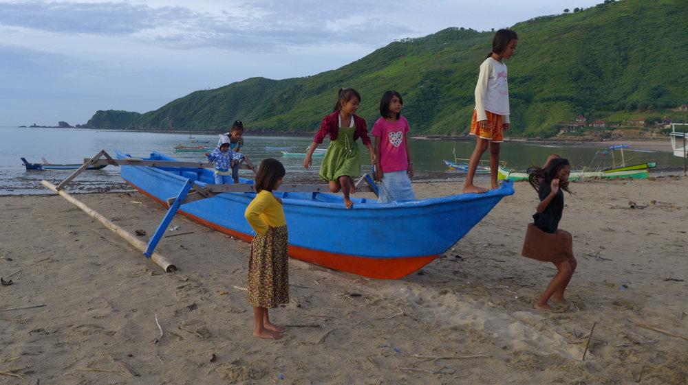 Živobytie mnohých Indonézanov závisí od mora