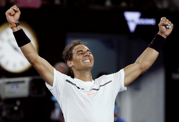Nadal porazil Raoniča a postúpil do semifinále.