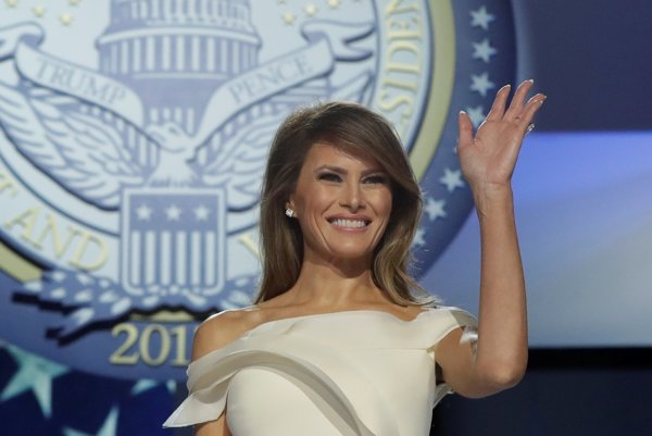 Prvá dáma USA. Pred 20 rokmi bola len prisťahovalkyňa.