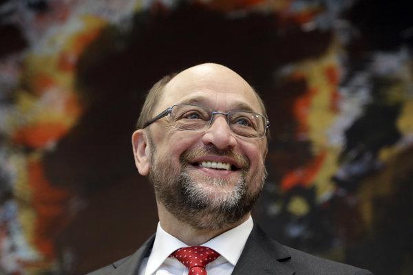 Martin Schulz povedie do všeobecných volieb v Nemecku stranu SPD.