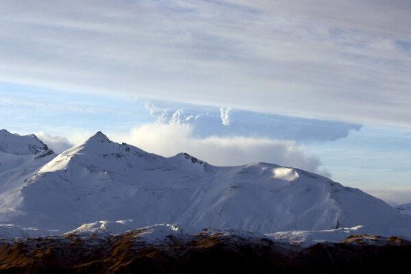 Sopka Bogoslof