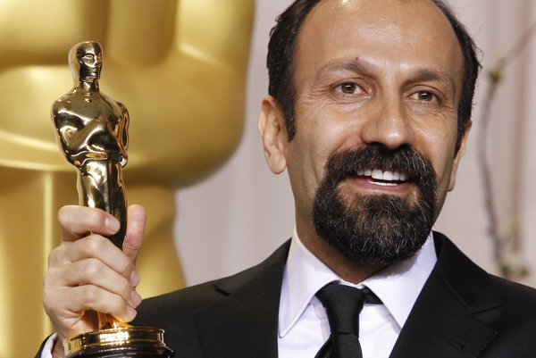 Iránsky režisér Asghar Farhadi už Oscara má.