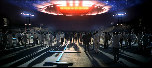 Blízke stretnutie tretieho druhu. Slávny film Stevena Spielberga rozohral už v roku 1977 fantastické stretnutie s mimozemskou civilizáciou.