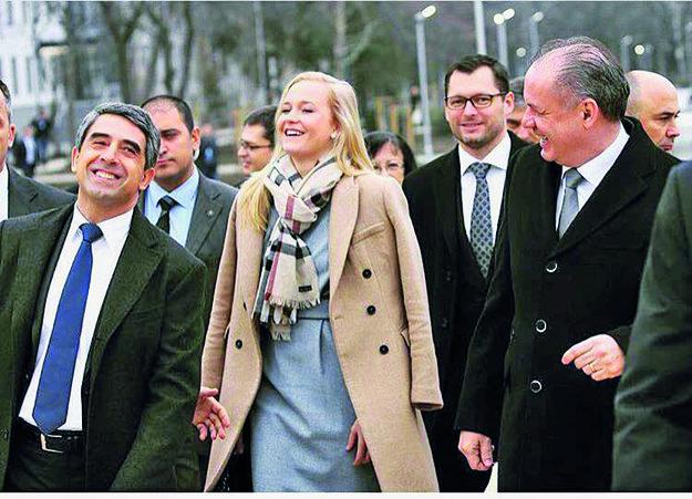 Medzi bulharským a slovenským prezidentom na návšteve v Bulharsku