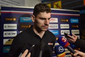 Juraj Valach sa do reprezentácie vrátil po vyše dvoch rokoch.