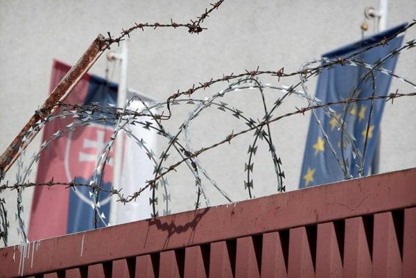 Väzenský plot.