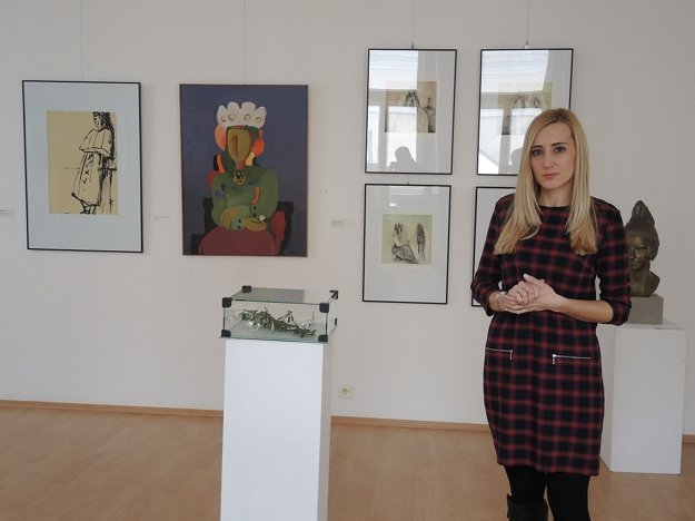 Nová riaditeľka Barbora Varga Petríková.