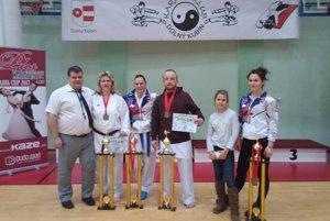 Žilinskí karatisti získali na Orave až 15 medailí.