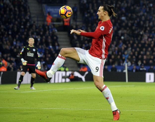 Ibrahimovič je sebavedomejší než tréner Mourinho.