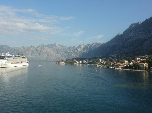 Výletné plavby sú trasované po všetkých pobrežiach Európy.