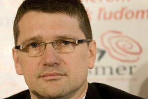 Maďarič tvrdí že STV nevie využívať dotácie